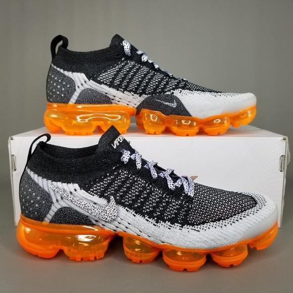 Nike Air Vapormax Flyknit 2 Safari Running Shoes 8 NWT